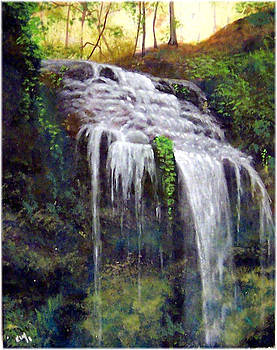 High Falls by Kenneth McGarity