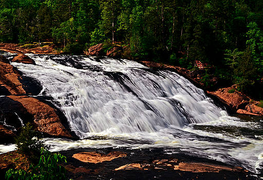 High Falls State Park 001 by George Bostian