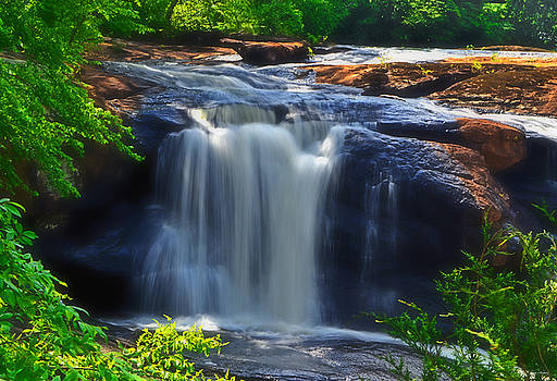 High Falls State Park 006 by George Bostian