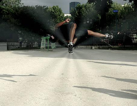 High fly by Milan Mirkovic