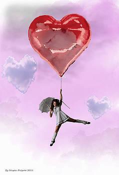 High in Love by Crispin  Delgado