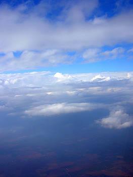 High Sky View by Sarah Vandenbusch