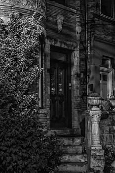 High St at Night by Thomas Mack