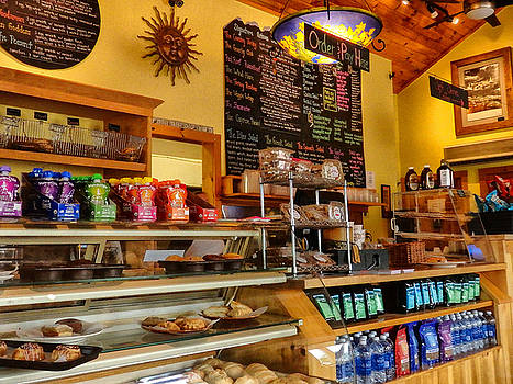Higher Grounds Coffee in Windham NY by Nancy  de Flon