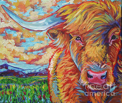 Highland Breeze by Jenn Cunningham