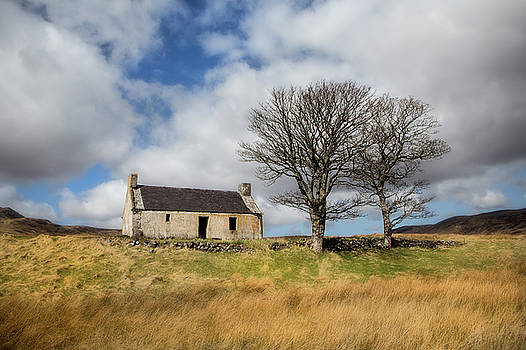 Highland Cottage. by David Hare