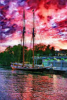 Highlander Sea by Paul Bartoszek