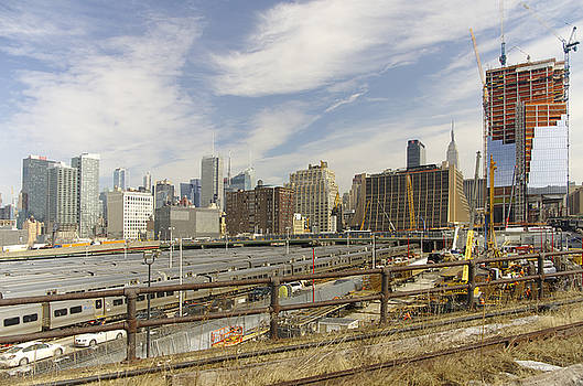 Highline Skyline by Scott Evers