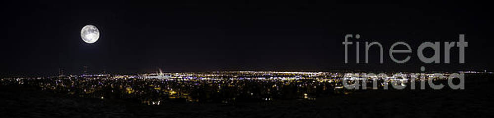 Hill 57 Panorama by John Lee