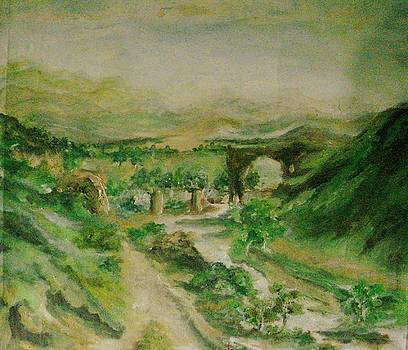 Hill country by Rushan Ruzaick
