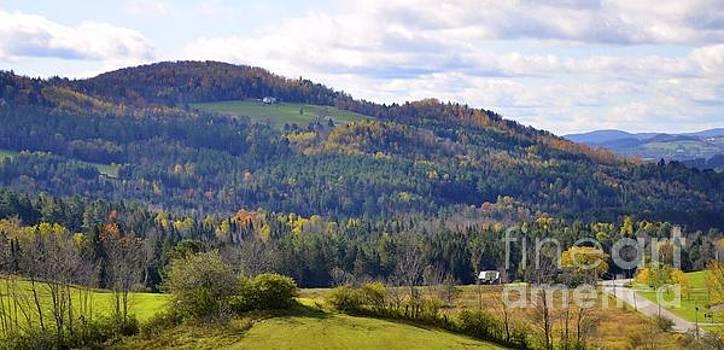 Corinne Rhode - Hills of Vermont