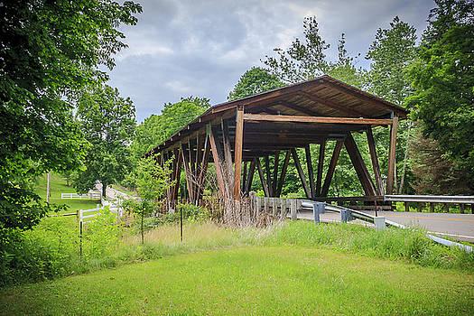 Jack R Perry - Hindman Memorial Covered Bridge