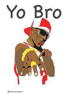 Hip-Hop Art 2 by Michael Chatman