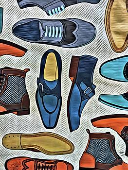 His Shoes by Marian Palucci-Lonzetta
