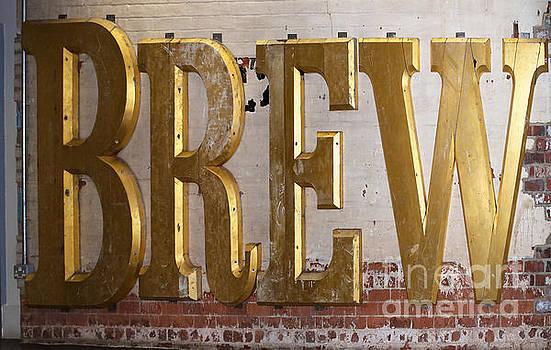 A Golden Brew by Brenda Kean
