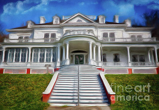 Dan Carmichael - Historic Cone Manor Blue Ridge Parkway AP