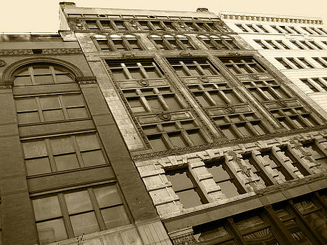 Historic Detroit by Sheryl Burns