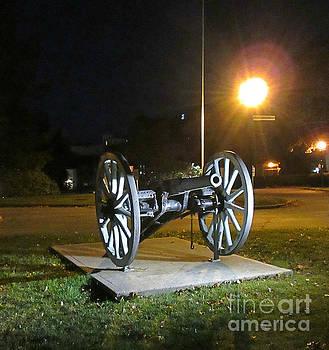 Historic Military Artifact   by John Malone