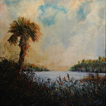 Historic Palm by Michele Hollister - for Nancy Asbell
