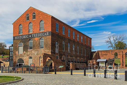Historic Tredegar by Ava Reaves