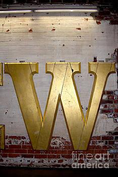Historic W by Brenda Kean