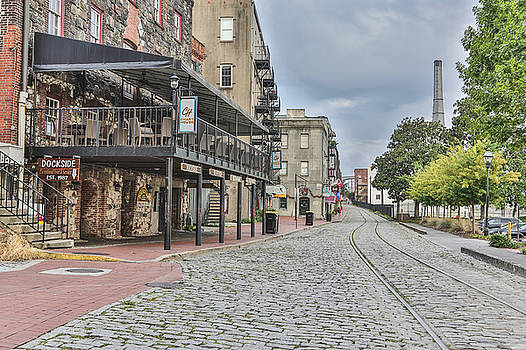 Historic Walk by Jimmy McDonald