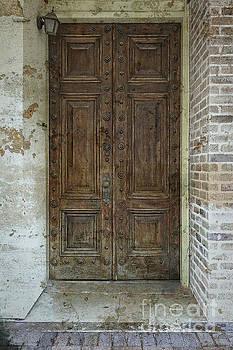Historical Entry - Main Street Doors by Ella Kaye Dickey
