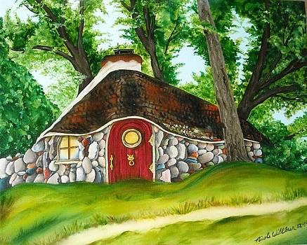 Hobbits Live In Charlevoix MI by Nicole Willbur