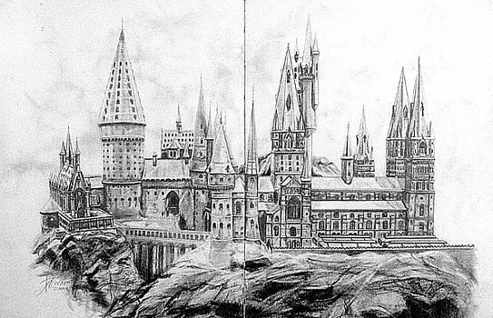Hogwarts by Ann Supan