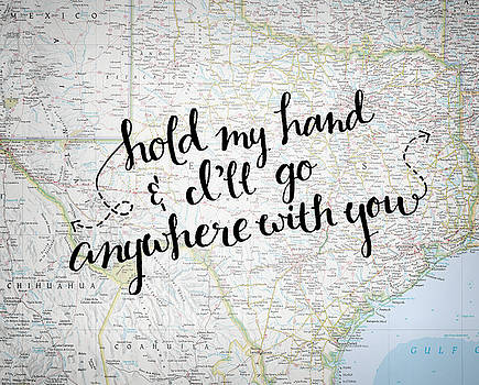 Hold My Hand Texas by Michelle Eshleman