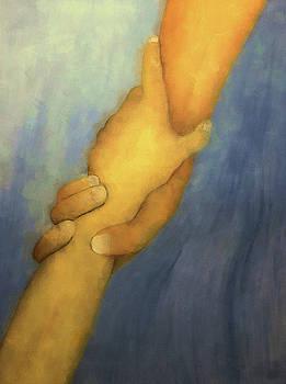 Hold on my Love by John Stuart Webbstock