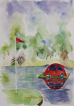 Hole in One Prize by Geeta Biswas