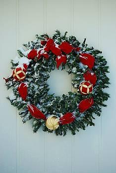 Joy Bradley - Holiday Wreath
