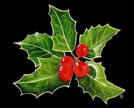 Holly by Carol Blackhurst
