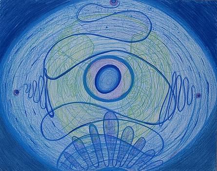 Holodeck for Ultra Brain  by Elena Soldatkina