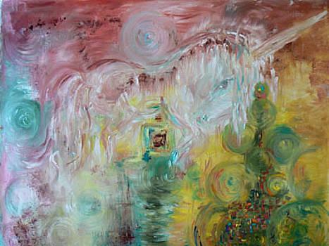 Holy Grail by Elena Soldatkina