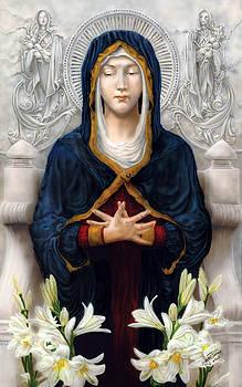 Holy Woman by Wayne Pruse