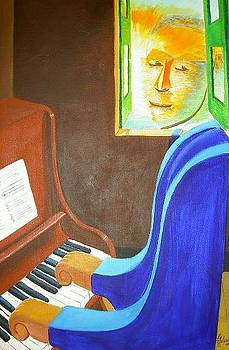 Homage to Jelly Roll Morton by David G Wilson