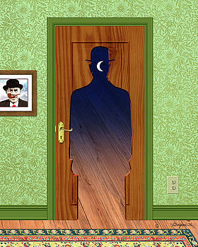 Homage to Magritte by Gary Grayson