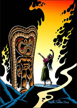 Homage to Tiki by Keith Tucker