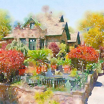 Home and Garden by Tears of Colors Gallery