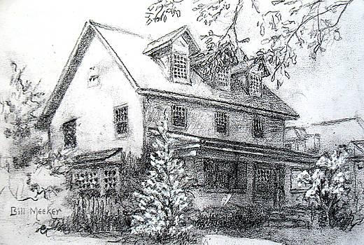 Home in North Joplin by Bill Meeker