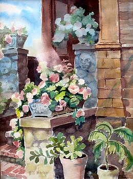Home is the Garden by Bill Meeker