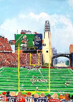 Home of the Pats by Jack Skinner