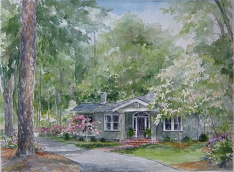 Home Portrait by Gloria Turner