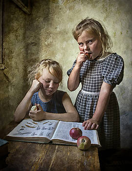 Home Schooling by William Wooding