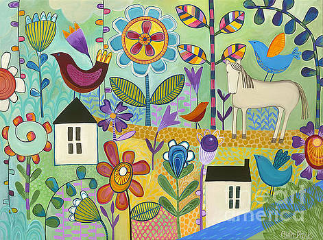 Home sweet home by Carla Bank