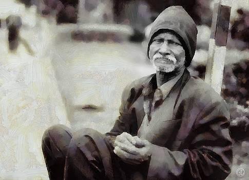 Homeless II by Gun Legler