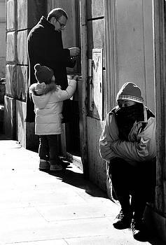 Homeless by Paul Jarrett