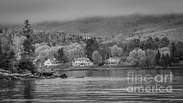 Homes on the Water by Daniel Ryan
